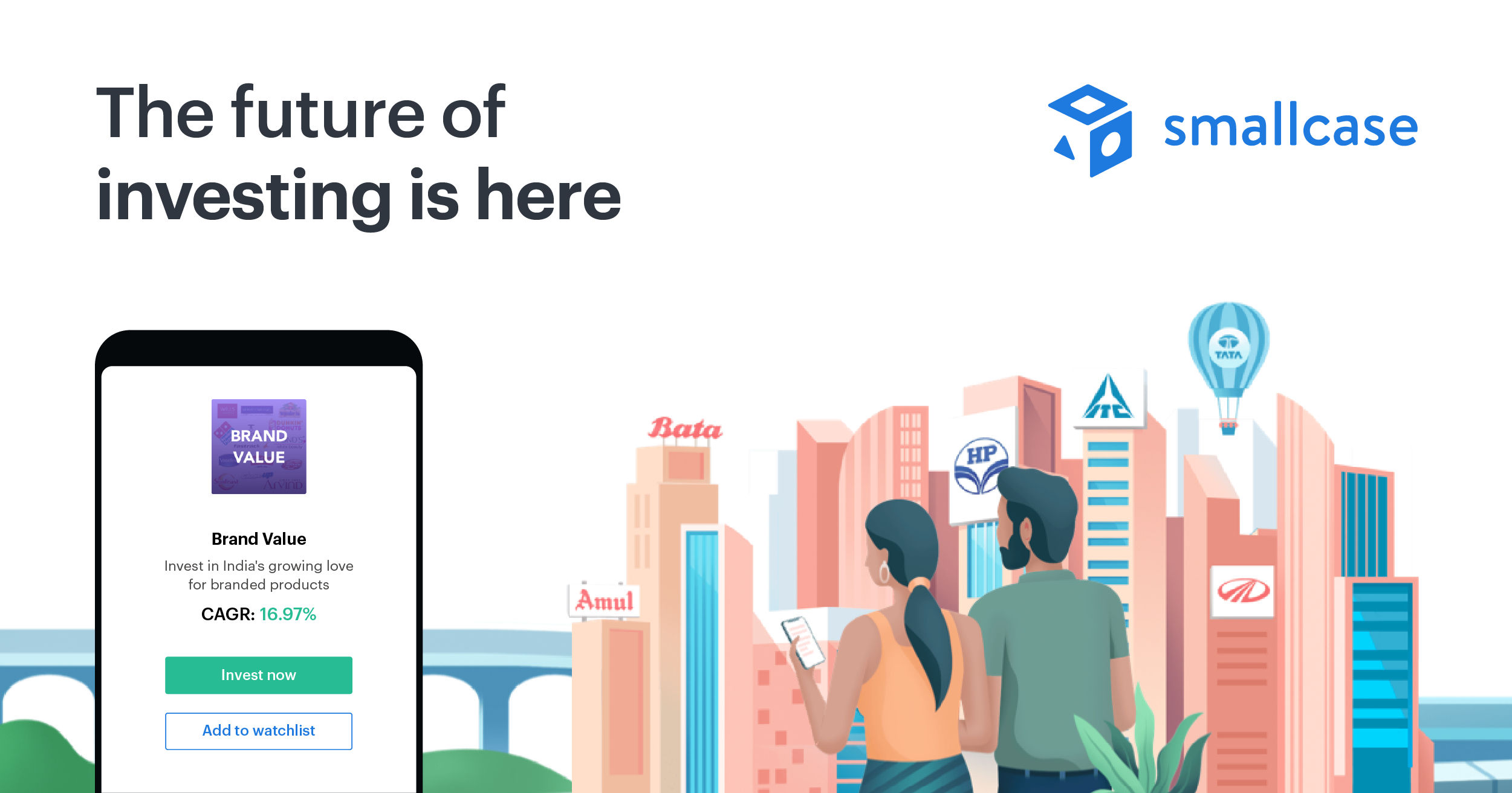 What is smallcase and how to invest using the platform?